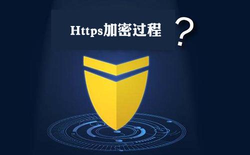 https加密是怎么进行的?
